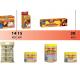 Kaminų valymo produktų infografikas